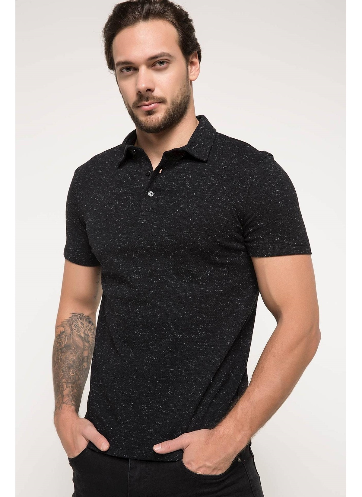Defacto Basic Polo Yaka T-shirt I3463az18smbk27t-shirt – 29.99 TL